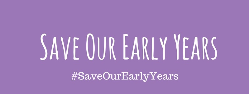 Our Governments response to our Save Our Early Years letter